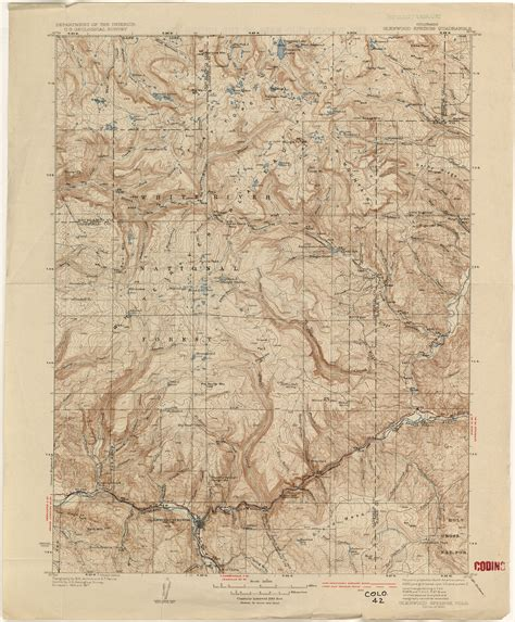 topographical map of colorado springs colorado historical topographic maps perry casta 241 eda map