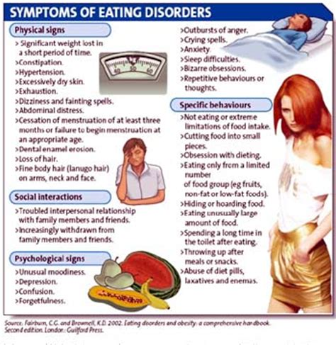 signs of comfort eating the truth about eating disorders youth sg