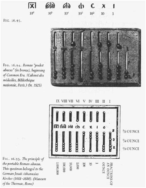 Notedo Pocket Notes Be Aware the abacus