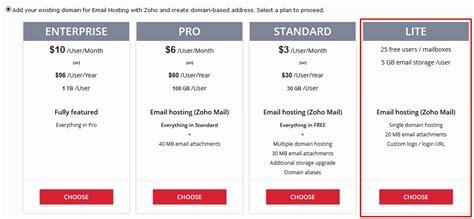 cara membuat email zoho cara membuat email dengan domain sendiri melalui zoho mail