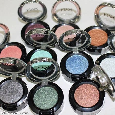 Nyx Bedroom Shadow Make Your Sparkle With Nyx Prismatic Shadows Fab