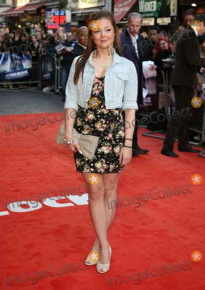 Blockers Premiere Photos And Pictures Megan Prescott Attending The Uk Premiere Of Attack The Block At Vue