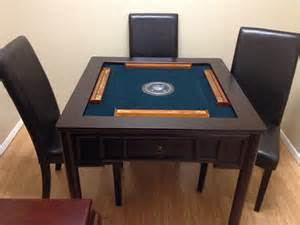 Small Accent Tables Automatic Mahjong Table Ming Qing Dynasty Vmamt W5