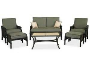 hton bay patio furniture for replacement cushions