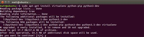 how to install pip ubuntu how to set up python 3 flask and green unicorn on ubuntu