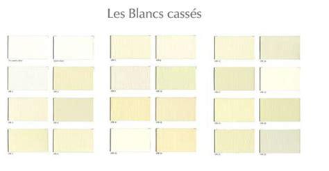 Teinter Peinture Blanche by Nuancier 24 Teintes De Peinture Blanche Ressource