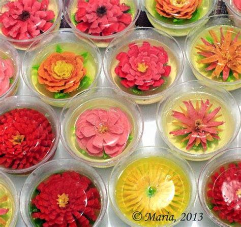 cara membuat puding art untuk pemula cara membuat puding art bunga myfavourite recipes gelatica