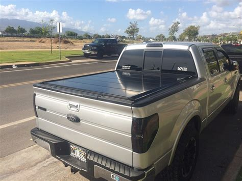 peragon truck bed cover review installed peragon bed cover ford f150 forum community
