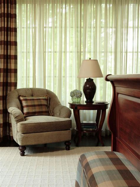 chairs for bedroom sitting area cozy seating area in front of green curtains hgtv