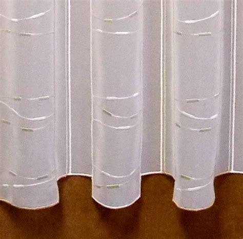 vorhänge 90 cm hoch scheibengardine vittorio 90 cm hoch sch 246 n beige braun