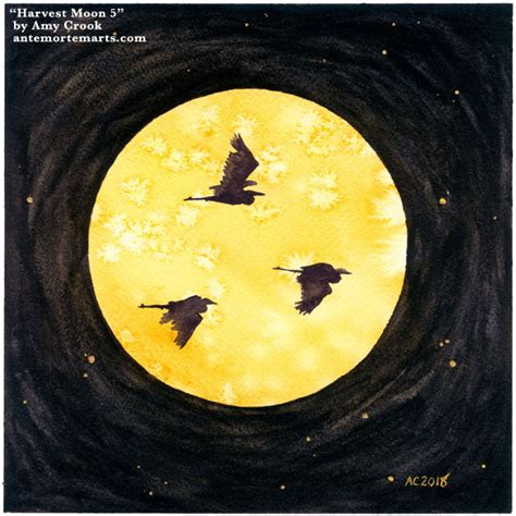 Harvest Moon 5 171 antemortem arts custom paintings