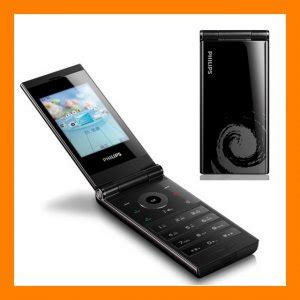 Lu Led Philips Mobil philips xenium f610 2mp led a2dp dual sim standby gsm dualband flip cell phone