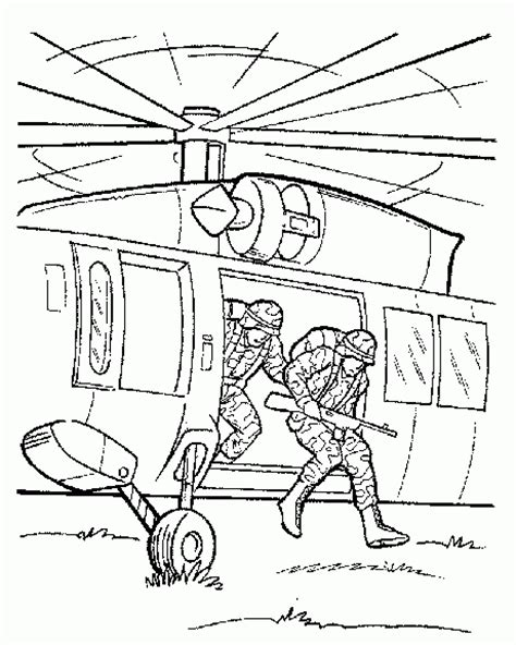 military coloring pages coloringpagesabc com