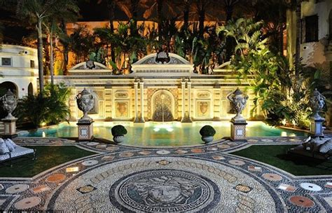 versace house miami must see an outstanding interior design in versace mansion