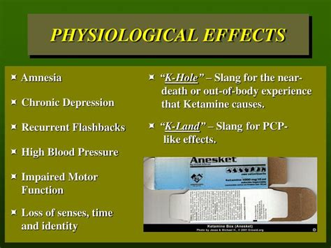 Ketamine Detox Time by Ppt Ketamine Select Slide Show On The Powerpoint