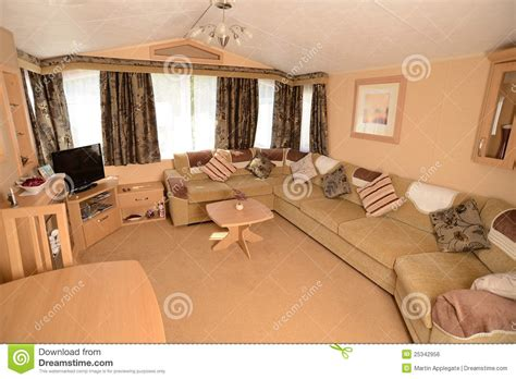 mobile home living room mobile home living room royalty free stock image image