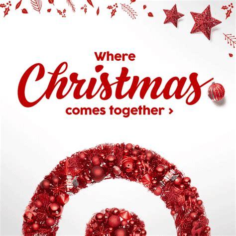 christmas shopping online target australia