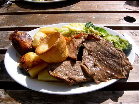 roast dinners traditional sunday roast yorkshire puddings england uk sunday lunch the guest list the vicar s wife