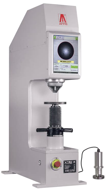 Brinell Hardness Tester Thb 62 5 by Affri 174 Ld Series Brinell Hardness Testers