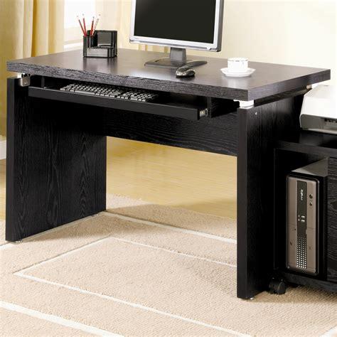 coaster peel computer desk keyboard tray city furniture table deskswriting desks