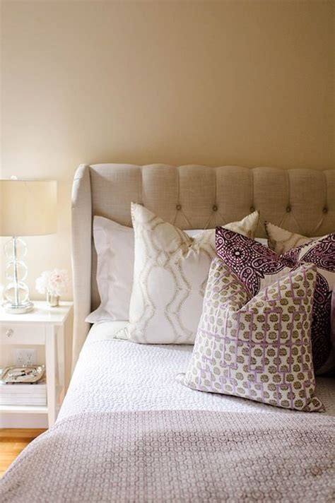 linen wingback headboard best 25 linen headboard ideas on pinterest beige bed