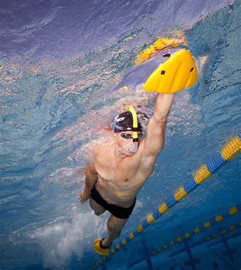 Finis Alignment Kickboard alignment kickboard improves position finis sa