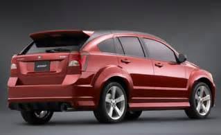 2007 Dodge Caliber Car And Driver