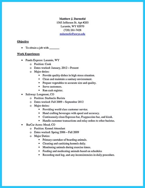 resume templates for a barista cool 30 sophisticated barista resume sle that leads to