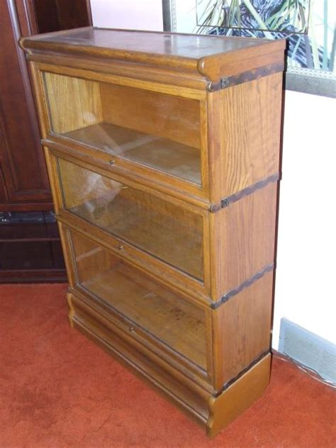 globe wernicke barrister bookcase collectibles general antiques macey barrister bookcase
