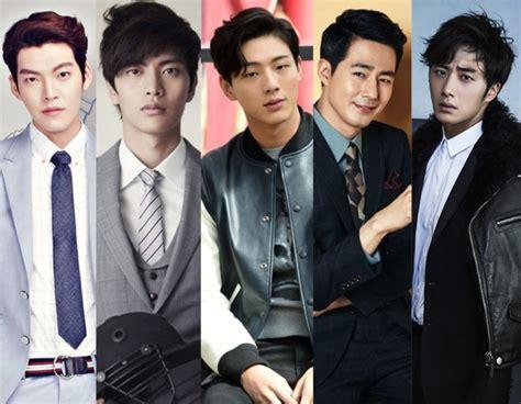 aktor korea boy hollwood setujukah kamu 5 aktor korea ganteng ini dicap bad boy