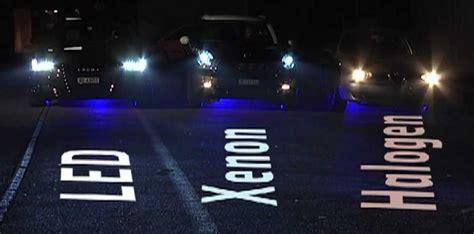 xenon lights vs led xenon headlights vs halogen pixshark com images