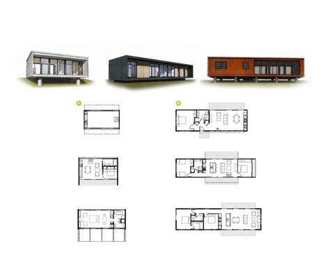 modulos casas prefabricadas planos de casas modulares
