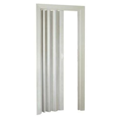 accordion doors interior home depot spectrum 32 in x 80 in ellington vinyl white ash