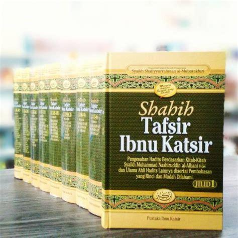 Buku Kitab Shahih Asbabun Nuzul Pustaka As Sunnah shahih tafsir ibnu katsir