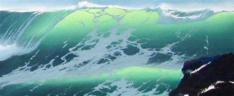 watercolor waves tutorial pin by cheryl solari on art pinterest