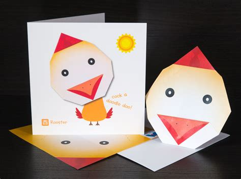 pig origami zodiac animal chi yu