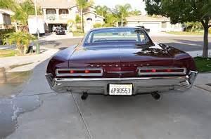 Pontiac Bonneville 1966 1966 Pontiac Bonneville For Sale Riverside California