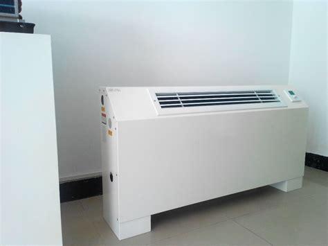 fan coil heat exchanger copper pipe heat exchanger fan coil vertical fan coil unit