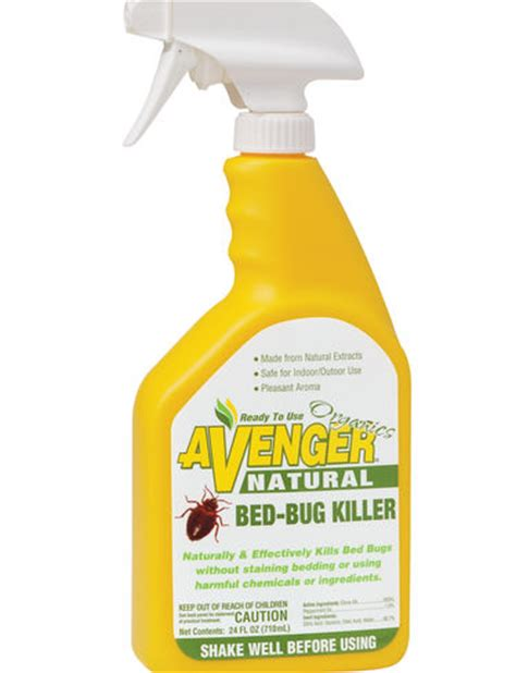 buy bed bugs natural bed bug repellent spray buy from gardener s supply