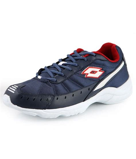shopping of sports shoes lotto truant navy blue sports shoes best deals with price