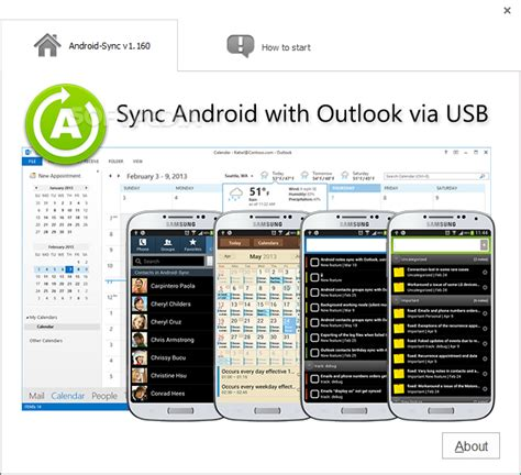 android synchronized android sync