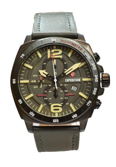 Jam Tangan Pria Seiko Crono Expedition Christien Guess harga expedition 6676mclipgn jam tangan pria hijau