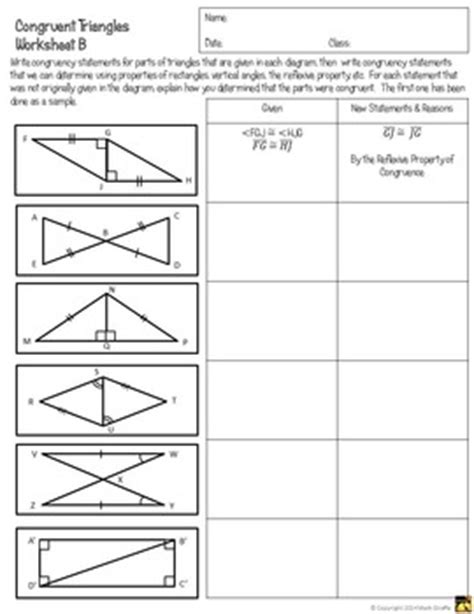 Sss Sas Aas Hl Worksheet by Congruent Triangles Activity Sss Sas Aas And Hl