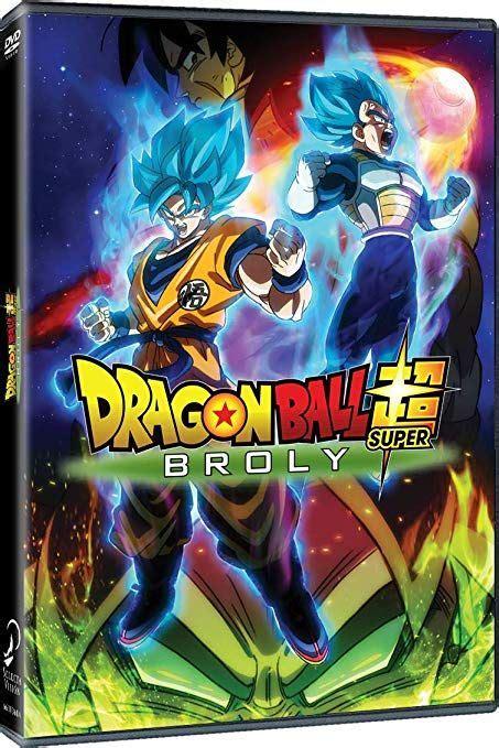 dragon ball super broly en ediciones la venta el