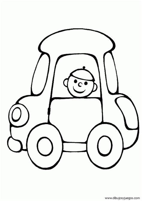 dibujos para colorear coches 9 dibujos para colorear dibujo de coche para colorear 003 dibujos y juegos para pintar y colorear