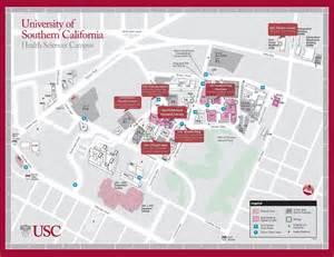 Usc campus map pdf www galleryhip com the hippest pics
