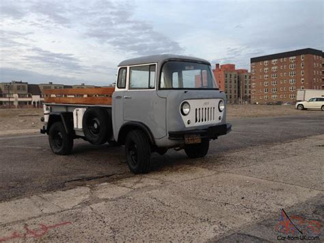 Jeep Forward For Sale 95 Jeep Fc 170 For Sale 1963 Fc170 Morristown Nj02