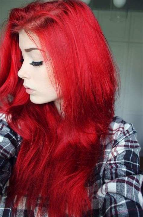 red hair color 40 bold beautiful bright red hair color shades