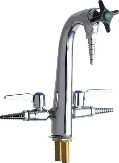 The Faucet Chicago by Chicago Faucets 1332 Cp Chrome Single Lab Faucet With