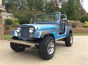 1983 jeep cj 7 renegade low for sale photos